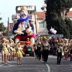 Paphos carnival parade